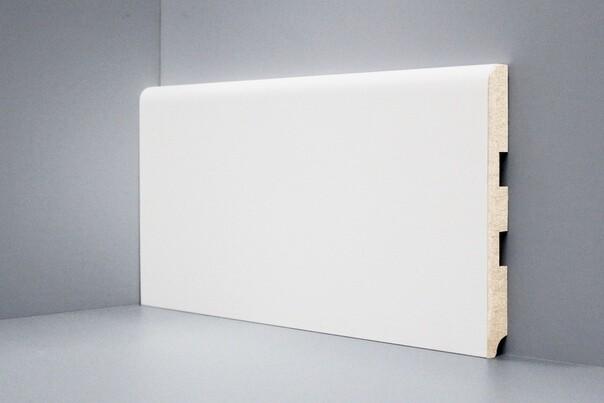 Широкий напольный пластиковый плинтус: характеристики и тонкости ... | 403x604